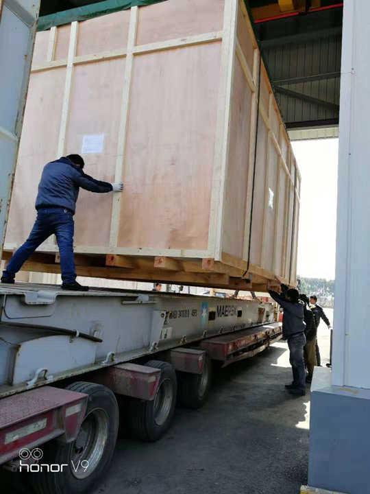 大型木箱集装箱固定